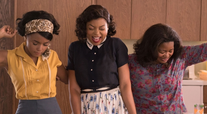 Reasons Hidden Figures Should Be #1 Again!
