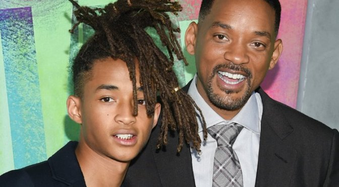 Jaden Smith Announced He Has Failed His Dad!