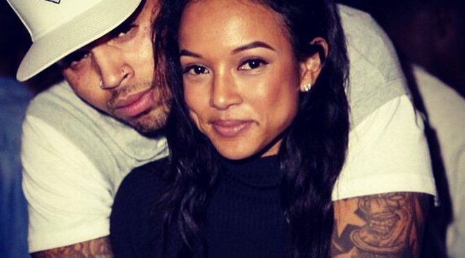Karrueche Gets Restraining Order on Chris Brown!