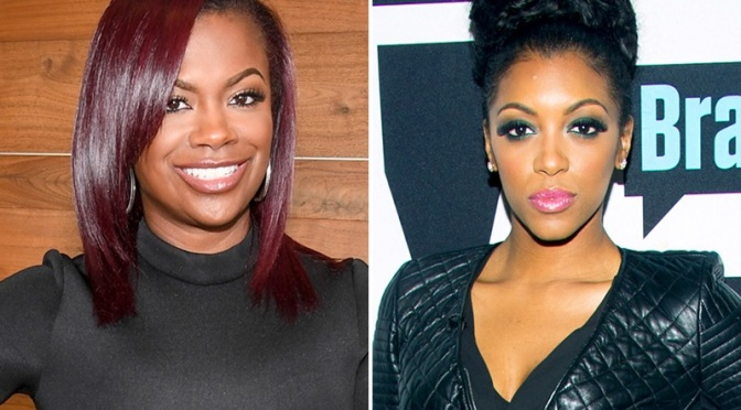 Kandi Burruss Says Porsha Williams offered Oral Sex!