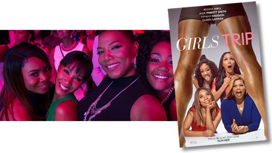 Girls Trip Drops New Trailer Before Its Summer Release!