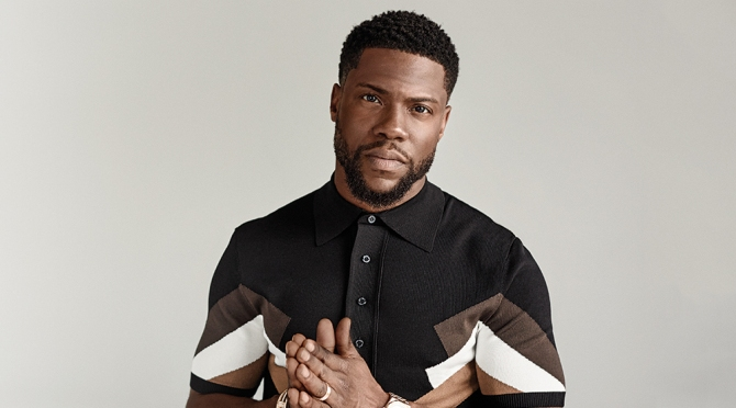 Kevin Hart Was Allegedly Caught Cheating On Pregnant Wife Eniko Parrish!