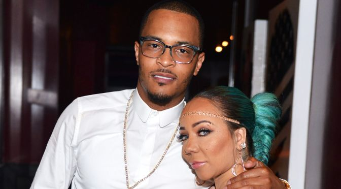 T.I Sends  A Special Post To Tiny Today For Her Birthday!