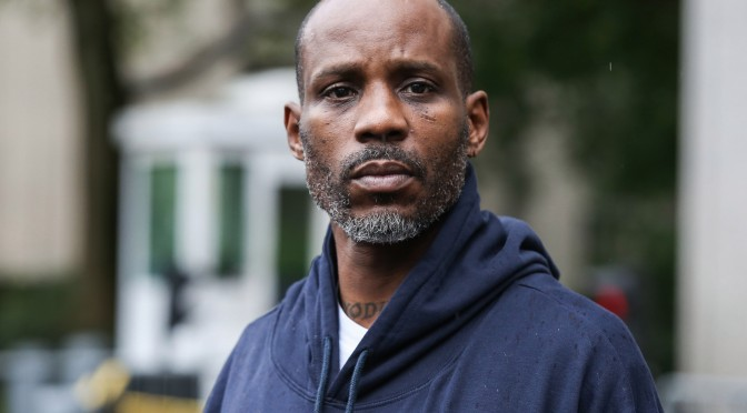 DMX Is Clean & Sober But Staying In Rehab