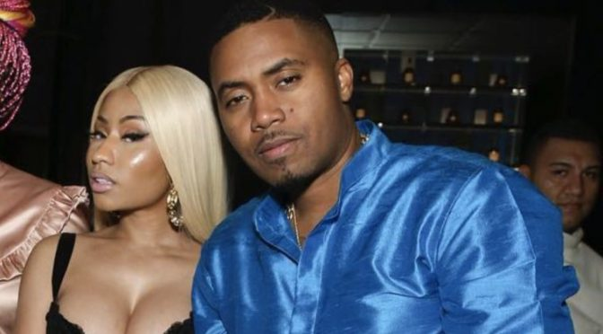 NICKI MINAJ & NAS BUSY LOVE BIRDS But Still Going Strong!