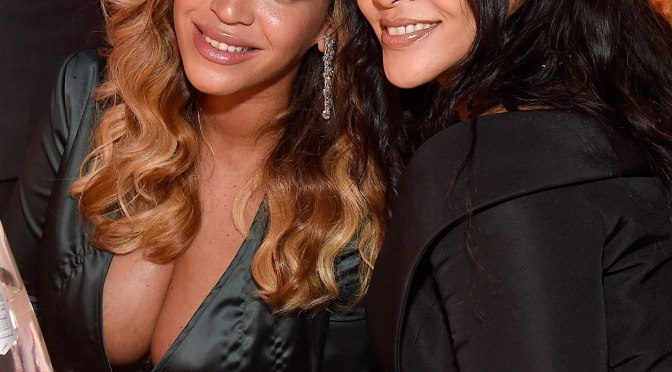 JAY-Z & BEYONCE JAZZY UP FOR RIHANNA'S CHARITY BALL