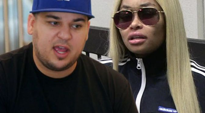 Rob Kardashian and Blac Chyna have settled their Custody War!
