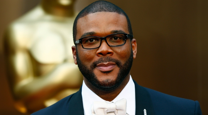 TYLER PERRY DONATING $1 MIL FOR HARVEY RELIEF $250K to Osteen's Church
