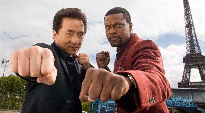 Jackie Chan Says Rush Hour 4 Is Happening, but There's a Catch and it Involves Chris Tucker