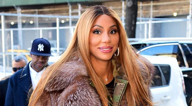 Tamar Braxton Dishes It All On 'The Breakfast Club'