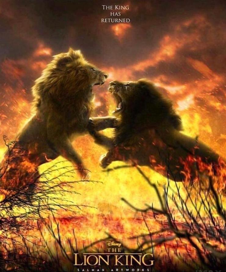 here u2019s the official cast of the 2019 lion king movie