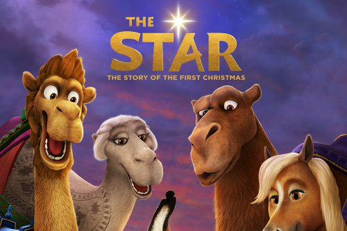 'THE STAR' Puts A New Twist On The Classic Christmas Story!  [Trailer]