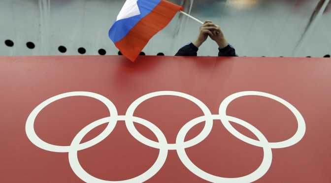 International Olympic Committee BANS Russia from 2018 Winter Games for Systematic Doping