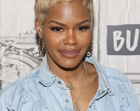 Teyana Taylor Visits 'The Breakfast Club' / Speaks On New Album, Meeting Janet Jackson, VH1 Show, & More!