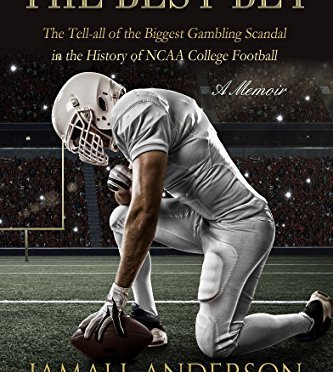 JAMALL ANDERSON RE-RELEASES CONTROVERSIAL NCAA GAMBLING BOOK