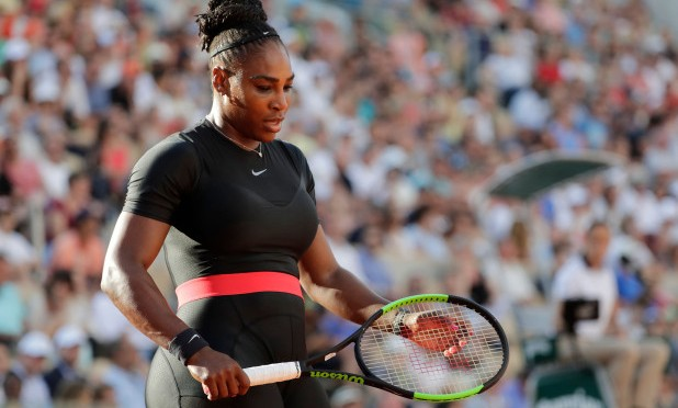 Serena Williams Pulls Out of French Open Due to Pectoral Injury [Video]