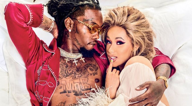 Cardi B and Offset Are Turning Down Baby Photo Offers…For The Moment