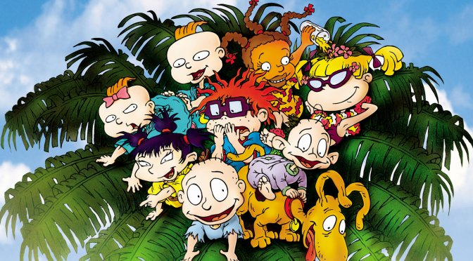 'Rugrats' Set for Series Reboot on Nickelodeon & Live-Action Movie