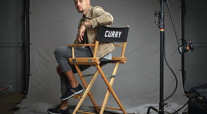 Stephen Curry Takes a Shot at Producing for Hollywood