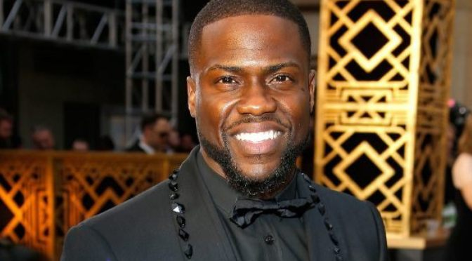 Kevin Hart to Host 91st Oscars