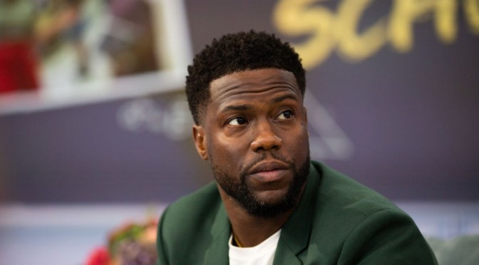 Nooo!! Pineapples! Kevin Hart Steps Down From Hosting Oscars???