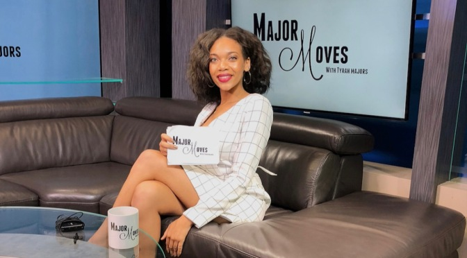 22-year-old Black Female Author Creates Talk Show For Entrepreneurs