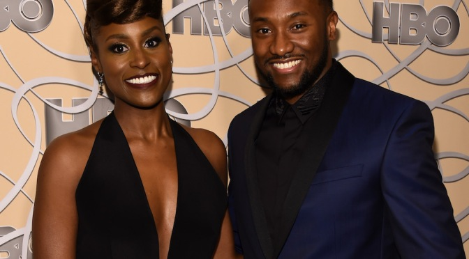 Issa Rae Engaged to Longtime Boyfriend Louis Diame