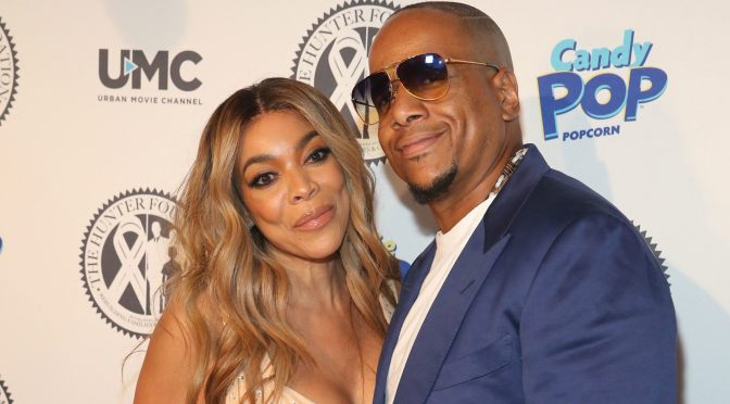 Wendy Williams and Husband Kevin Hunter Are Reportedly Considering Separation