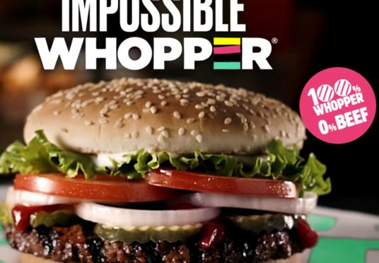 Burger King Launches A Meat-Free 'Impossible Whopper'