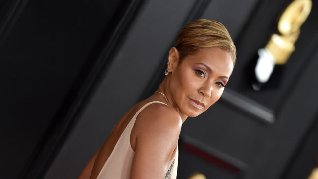 Jada Pinkett Smith Reveals She 'Had an Unhealthy Relationship to Porn' [Video]