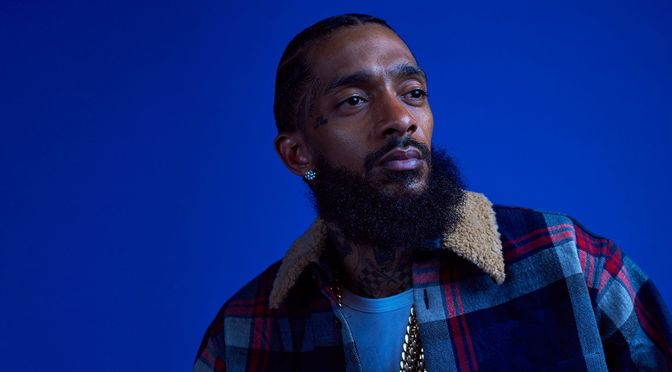 Nipsey Hussle's Baby Mama Is Ready to Fight for Control of His Estate
