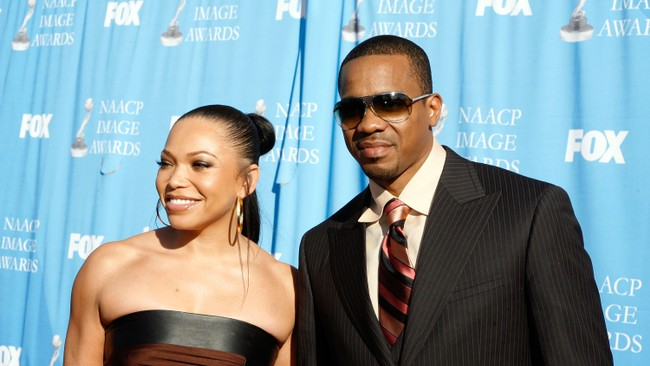 Tisha Campbell's Ex-Husband Duane Martin Claims She's Mentally Unstable