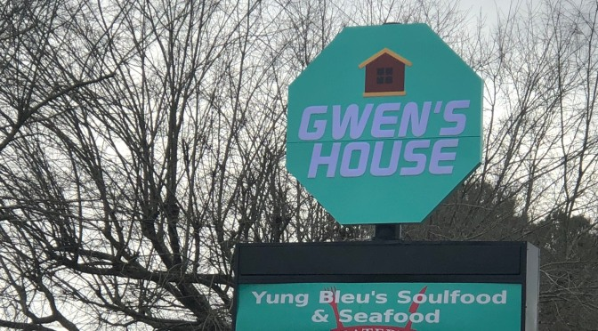 "Entertainment Journalist Tanisha D. Davis Says ""Gwen's House"" is Good For The Soul!"